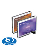 External Slim Type Blu-ray Combo with Multiple Functions