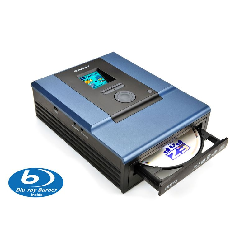 Desktop Disc Drive with No PC Needed
