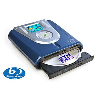 Portable Standalone Video Backup Drive